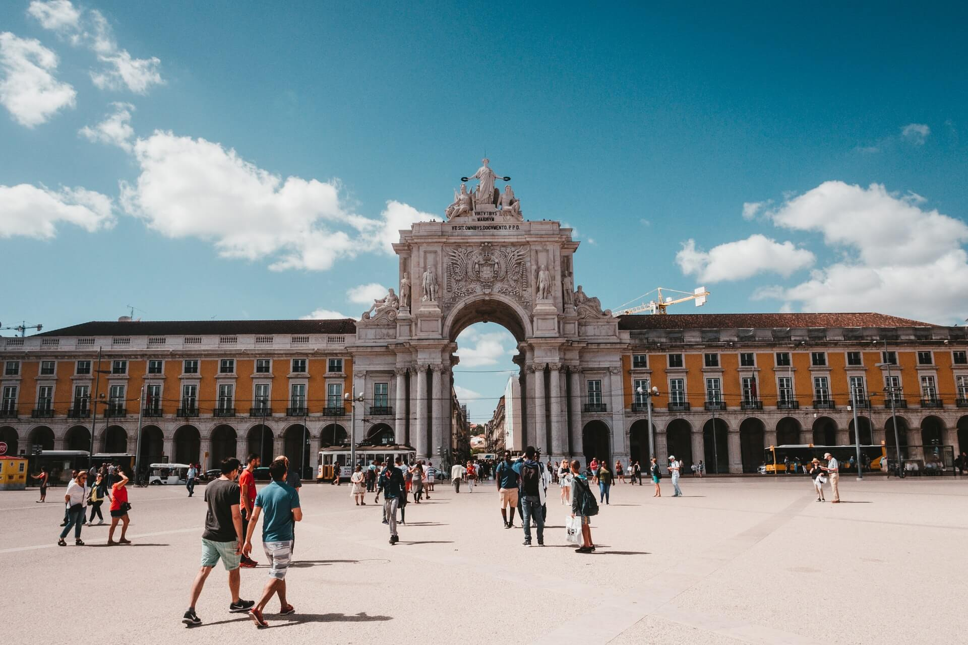 Praca do Comercio Lisbon